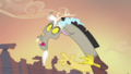 Discord surprised S4E11 - discord-my-little-pony-friendship-is-magic photo
