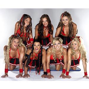Diva Pyramid WWE divas