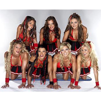 WWE Divas achtergrond titled Diva Pyramid wwe divas