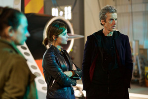 Doctor Who - Episode 9.03 - Under The Lake - Promo Pics