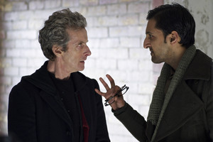 Doctor Who - Episode 9.04 - Before The Flood - Promo Pics