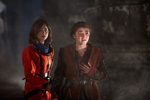 Doctor Who - Episode 9.05 - The Girl Who Died - Promo Pics
