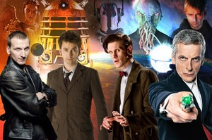 Doctor Who Ten Years of Adventures (2005-2015)