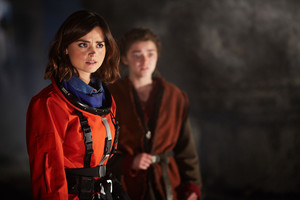 """Doctor Who """"The Girl Who Died"""" (9x05) promotional picture"""
