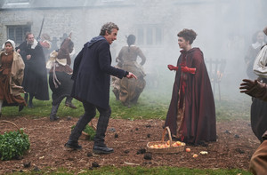 """Doctor Who """"The Girl Who Lived"""" (9x06) promotional picture"""