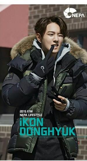Donghyuk for Nepa♔♥