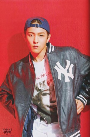 Donghyuk hottie ♔♥