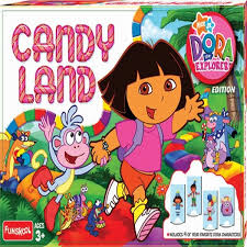 Dora kẹo Land