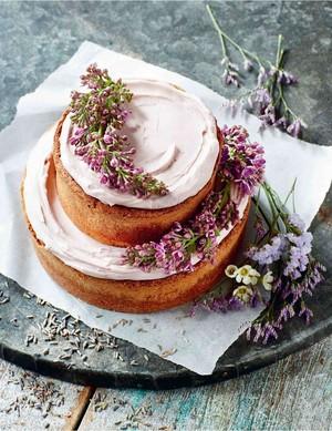 Dreamy cake