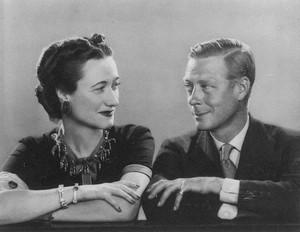 Duke Edward and Wallis of Windsor