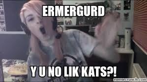 ERMERGURD Y?