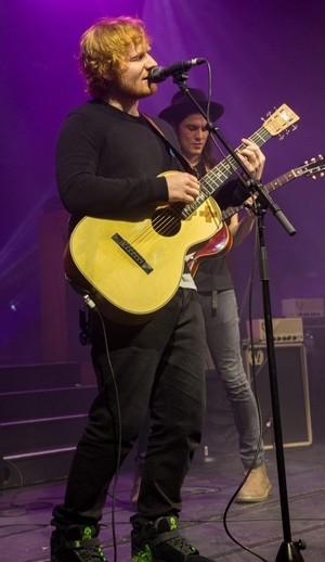 Ed and James