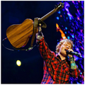 Ed at Gillette Stadium - ed-sheeran photo