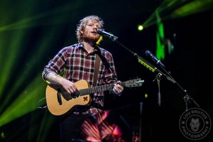 Ed at Verizon Center