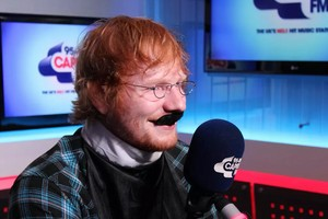 Ed at capital Fm