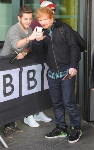 Ed leaving BBC