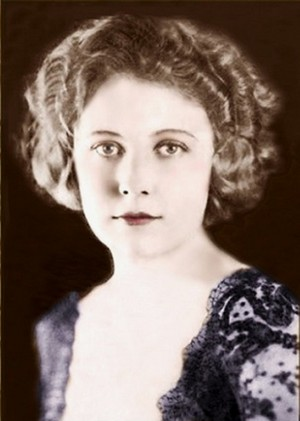 Edna Purviance (October 21, 1895 – January 11, 1958)