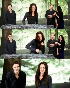 Edward,Bella,Carlisle and Esme