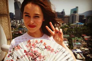 Emilia in Korea