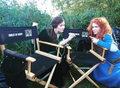 Emilie and Amy - once-upon-a-time photo