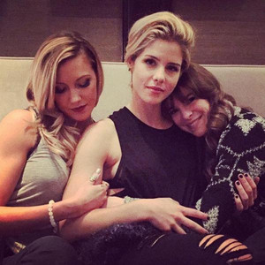 Emily, Katie and Danielle