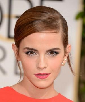 Emma Watson Golden Globe Awards 2014