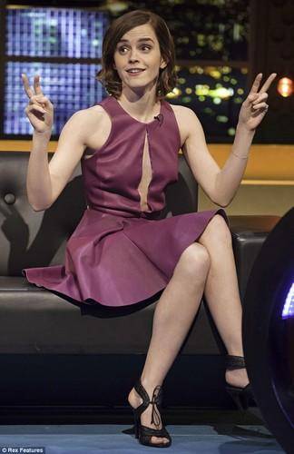 Emma Watson Hintergrund probably with tights titled Emma Watson interview