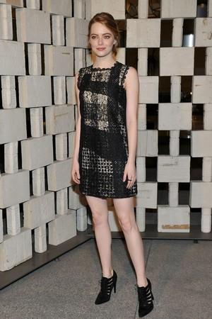Emma at Hammer Museum Gala