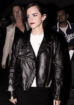 Emma at LAX Airport