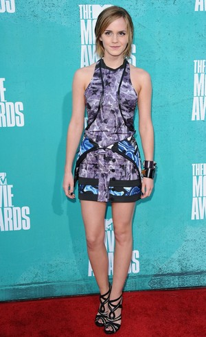Emma at MTV Movie Awards