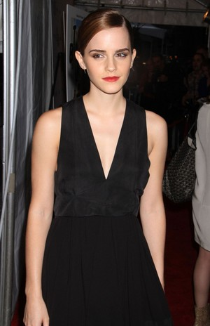 "Emma at ""The Bling Ring"" New York Screening"