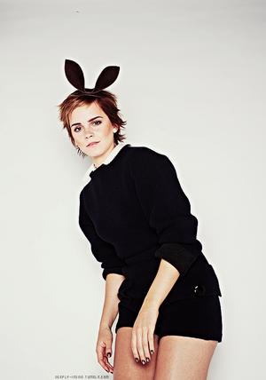 Emma for Elle UK