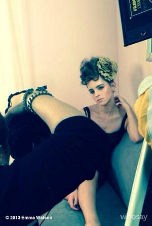 Emma for Wonderland magazine