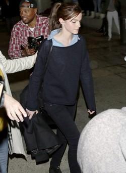 Emma in Los Angeles