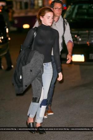 Emma in NYC [October 30, 2015]