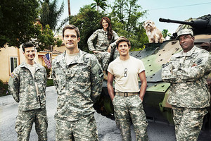 Enlisted - Cast Photoshoot
