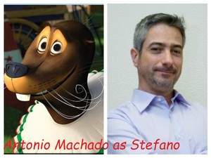 Eur. Portuguese Cast of Madagascar 3