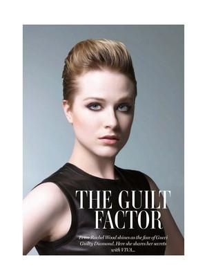 Evan Rachel Wood – VIVA Magazine