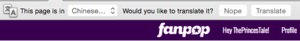 Every page I visit on fanpop atm