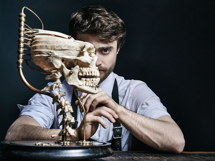 Exclusive: Daniel Radcliffe Photoshoot for 'Playboy' (fb.com/DanielJacobRadcliffeFanClub)