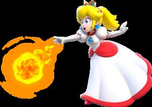 огонь Princess персик