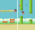 Flappy Bieber - justin-bieber fan art