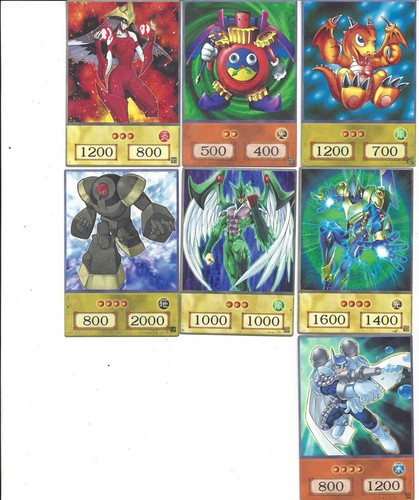 Yu-Gi-Oh 壁纸 probably with 日本动漫 titled For Sale $4.50 A Piece