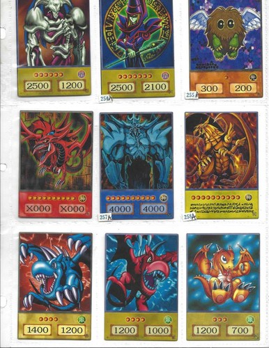Yu-Gi-Oh hình nền possibly with anime titled For Sale $4.50 A Piece