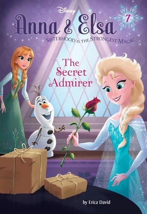 Холодное сердце - Anna and Elsa 7: The Secret Admirer