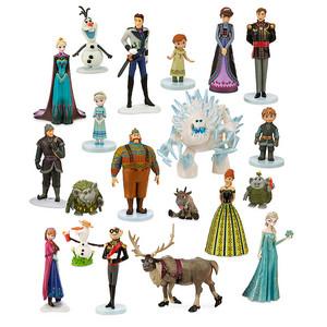 겨울왕국 Mega Figurine Playset