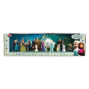 Frozen Mega Figurine Playset