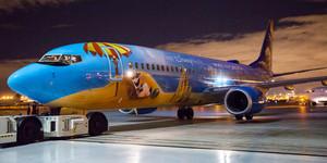 Холодное сердце Themed Plane