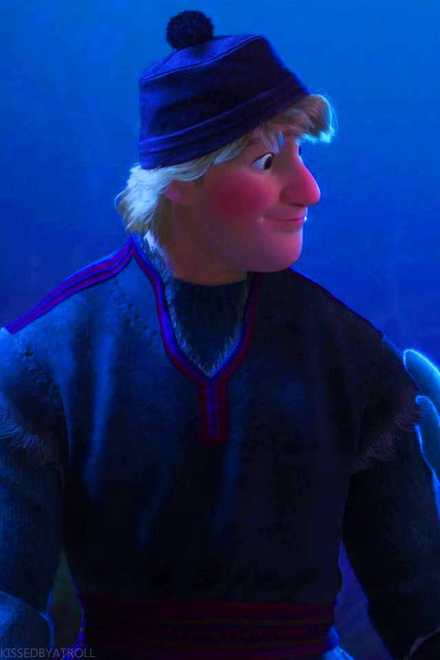 Frozen phone wallpaper - Anna and Kristoff Photo (38994816 ...