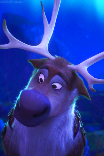 Sven From Frozen Wallpaper